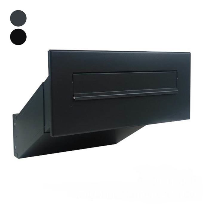 D-041 through wall letterbox (variable depth)