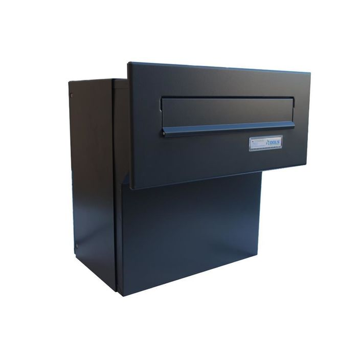 F-042 XXL through wall letterbox (variable depth)